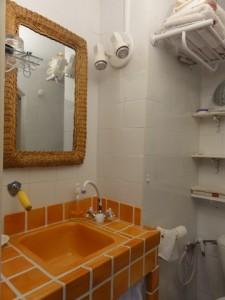 Salle de douche, WC,Lavabo